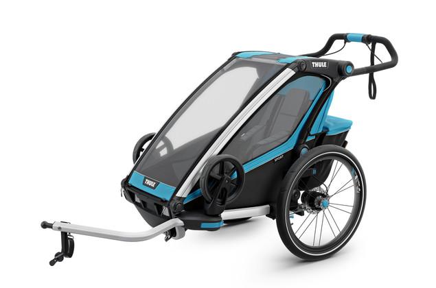 Thule Chariot Sport 1 blue-black 2020