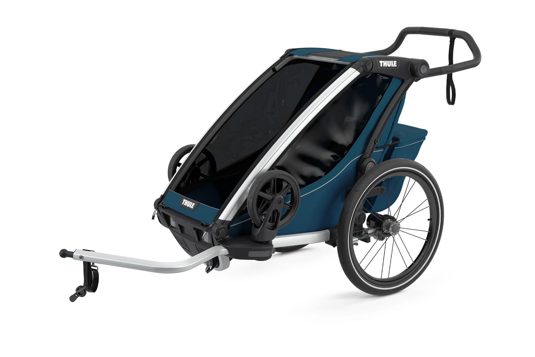 Thule Chariot Cross 1 majolica-blue 2021