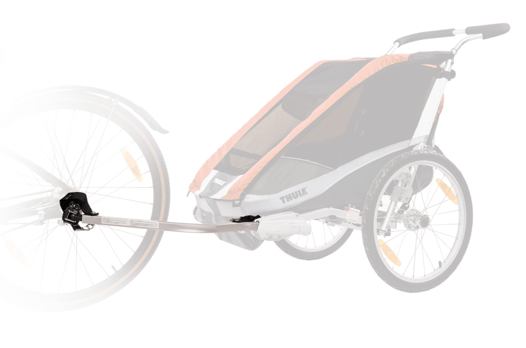 Thule Bicycle Trailer Kit - Thule Chariot Chinook