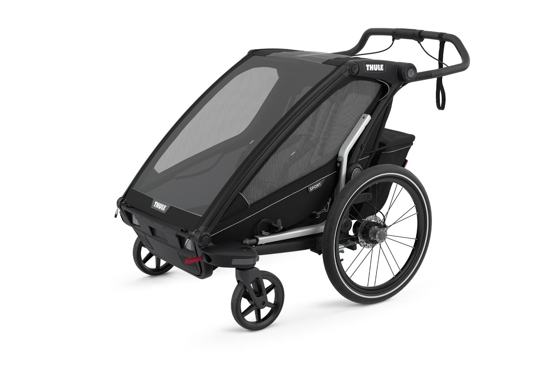 Thule Chariot Sport 2 midnight-black 2021