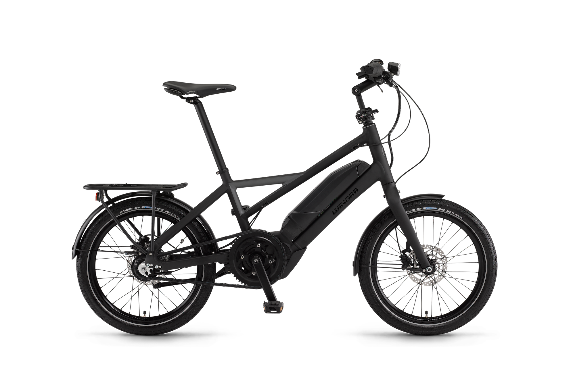 WINORA RADIUS TOUR 500Wh black-matt 2021
