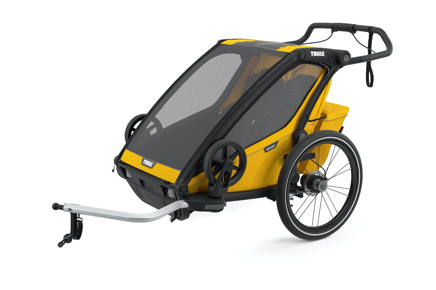 Thule Chariot Sport 2 spectra-yellow 2021
